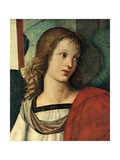 Head of an Angel, C. 1500 Giclee Print by  Raphael