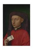 Marco Barbarigo, C. 1450 Giclee Print by  Jan van Eyck