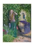 Fair Rosamund, 1854 Giclee Print by Arthur Hughes