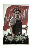 We Need Peace!, 1950 Giclee Print by Viktor Borisovich Koretsky