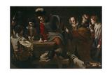 The Denial of Saint Peter, Ca 1625 Giclee Print