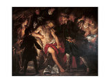 The Death of Cato, C. 1640 Giclee Print by Gioacchino Assereto