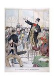 The Musicians Strike, 1902 Giclee Print