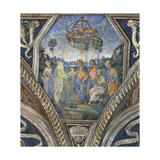Allegory of Astrology, 1490S Giclee Print by Bernardino Pinturicchio