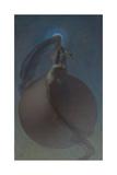 The Quest, C. 1905 Giclee Print by Lindsay Bernard Hall