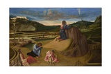 The Agony in the Garden, Ca 1465 Giclee Print by Giovanni Bellini