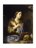 The Repentant Magdalen, 1648 Giclee Print by Philippe De Champaigne