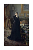 Inconsolable Grief, 1884 Giclee Print by Ivan Nikolayevich Kramskoi
