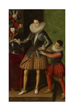 Giuliano Cesarini the Younger (1466-151), Aged 14, Ca 1586 Giclee Print by Sofonisba Anguissola