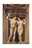 Neptune and Amphitrite, 1516 Giclee Print