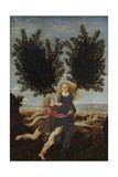 Apollo and Daphne, Ca. 1470-1480 Giclee Print