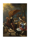 The Conversion of Saint Paul, 1662 Giclee Print by Karel Dujardin