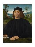 Giovanni Cristoforo Longoni, 1505 Giclee Print by Andrea Solari