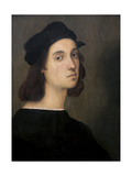 Self-Portrait, 1505-1506 Reproduction procédé giclée par  Raphael
