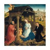 The Middelburg Altar, C. 1450 Giclee Print by Rogier van der Weyden