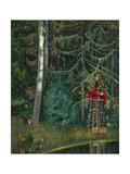 Fairy Tale, 1921 Giclee Print by Mikhail Vasilyevich Nesterov