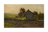 Slobodka, 1884 Giclee Print by Isaak Ilyich Levitan