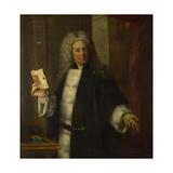 Portrait of Antonio Correr, 1685 Giclee Print by Gregorio Lazzarini