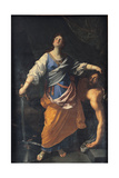 Judith, Between 1621 and 1630 Giclée-tryk af Carlo Maratta