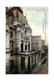 Headquarters of the Jockey Club, Calle Florida, Buenos Aires, Argentina, Early 20th Century Giclee Print