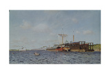 Fresh Wind. Volga, 1895 Giclee Print by Isaak Ilyich Levitan