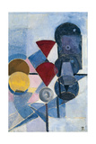 Composition II (Still Lif), 1916 Giclee Print by Theo Van Doesburg