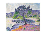 Beach, Evening Effect, 1902 Giclee Print by Henri Edmond Cross