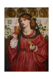 The Loving Cup, 1867 Giclee Print by Dante Gabriel Rossetti