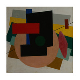 Suprematist Composition, 1916 Giclee Print