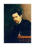 Self-Portrait, 1895 Giclee Print by Nikolai Alexandrovich Yaroshenko