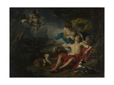 Diana and Endymion, C. 1740 Giclee Print by Pierre Subleyras