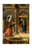The Annunciation, 1470-1472 Giclee Print by Francesco del Cossa