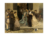 At Dawn Giclee Print by Charles Hermans