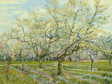 The White Orchard, 1888 Giclee Print