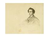 Marie-Antoine Carême (1784-183) Giclee Print by Charles de Steuben