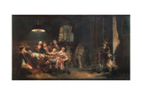 9 Thermidor, 1864 Giclee Print by Valery Ivanovich Jacobi