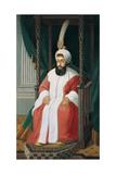 Sultan Selim III, 19th Century Giclee Print by Joseph Warnia-Zarzecki