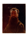 Self-Portrait, 1870S Giclee Print by Illarion Mikhailovich Pryanishnikov