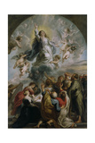 The Assumption of the Virgin Giclee Print by Pieter Paul Rubens