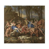 The Triumph of Pan, 1636 Giclee Print
