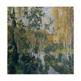 Landscape Giclee Print by Alexander Yakovlevich Golovin