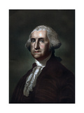 George Washington (1732-179), First President of the United States of America, 1837 Giclee Print