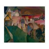 Nizhny Novgorod, 1915 Giclee Print