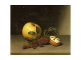 Still Life with Cake, 1822 Giclee Print by Raphaelle Peale