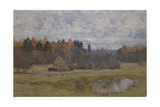 Late Autumn, 1894 Giclee Print by Isaak Ilyich Levitan