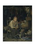 A Witch, 1879 Giclee Print by Konstantin Apollonovich Savitsky