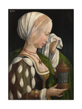 The Magdalen Weeping, C. 1525 Giclee Print
