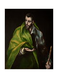 The Apostle Saint James the Great Giclee Print by  El Greco
