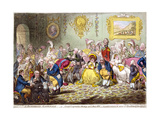 L'Assemblée Nationale, 1804 Giclee Print by James Gillray