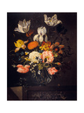 Still-Life with Flowers Giclee Print by Jacob Marrel